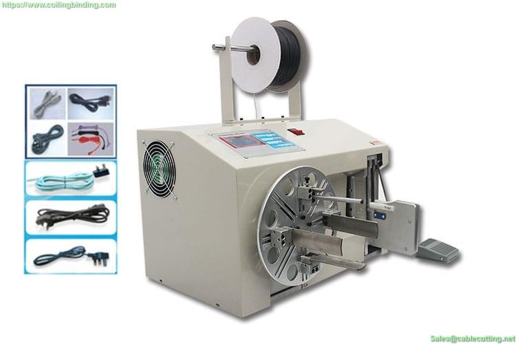 Automatic wire winding machine, wire binding machine, coil binding machine WPM-210
