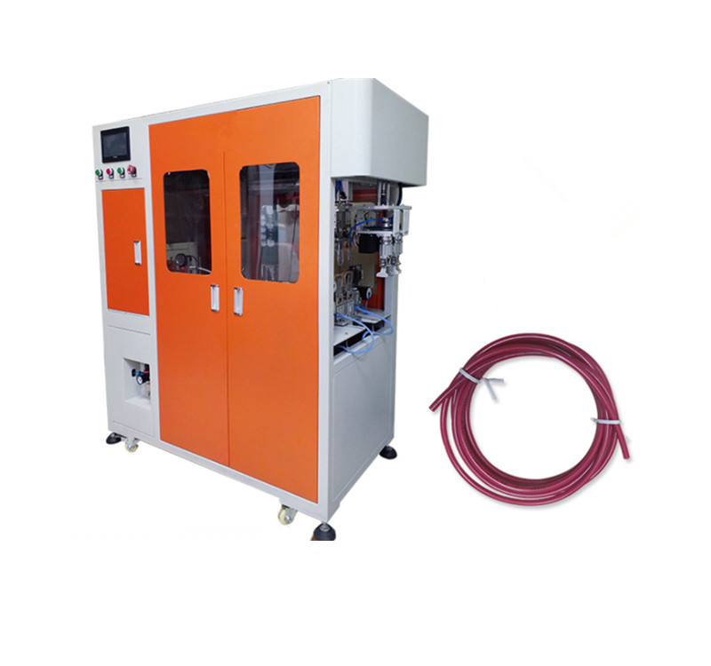 Full Automatic wire cutting Coiling twist tie machine WPM-CRO
