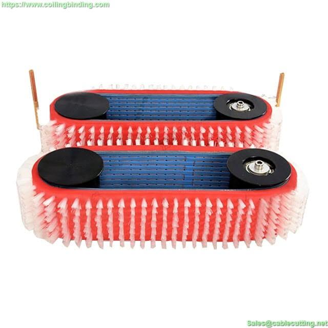 Shielded Wire Braided Mesh Brushing Machine