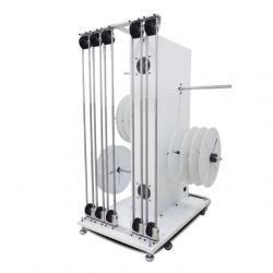Five Reels Wire Prefeeder Machine WPM-E005