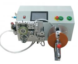 Semi-automatic cable cutting  winding  meter counting machine WPM-2009LC