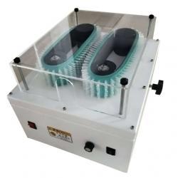Wire Shielding Mesh Brushing Machine