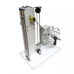 Wire Spool Dereeler Machine